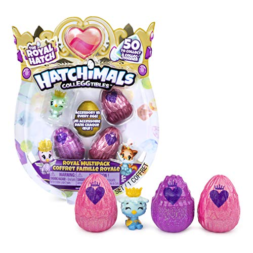 Hatchimals CollEGGtibles Royal Multipack