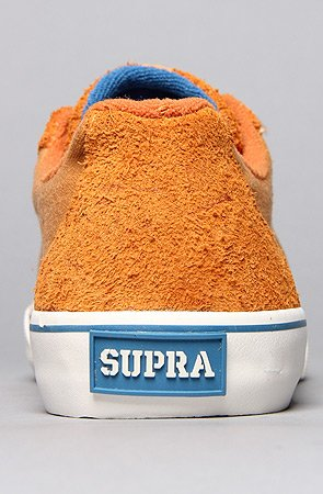 Supra Skytop III S07044, Sneaker unisex adulto Arancione