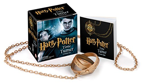 Harry Potter Time Turner Sticker Kit (Miniature Editions) -