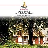Giuliani: Last Rose Of Summer by Mauro Giuliani (2007-04-26)