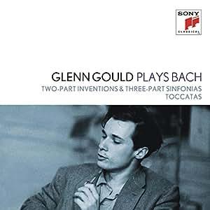 Bach:Invenzioni A Tre Parti E Sinfonie [3 CD]