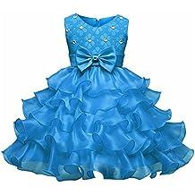 Suchergebnis Auf Amazon De Fur Festliche Kleider Kinder Blau Minetom