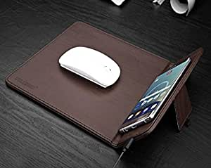 CELLONIC® Chargeur induction Tapis de souris Wireless Charger pour QI Smartphone