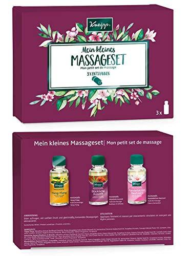 Kneipp Massage Geschenkpackung- Mein kleines Massageset, 2er Pack x (3 x 20ml)