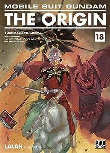 Mobile Suit Gundam - The Origin Edition simple Tome 18