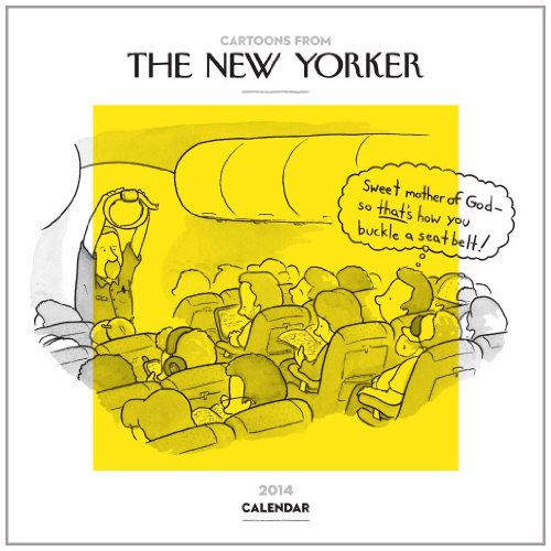 Cartoons from The New Yorker 2014 Wall Calendar