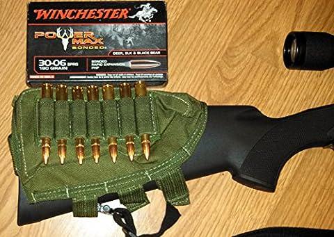 Acid Tactical® Buttstock Shotgun Rifle shell holder & Cheek Rest