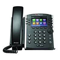 Polycom VVX 400 HD Business Media IP Desk Phone optimised for SFB (No PSU)