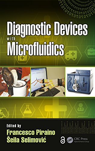 Diagnostic Devices with Microfluidics (Devices, Circuits, and Systems) (English Edition)