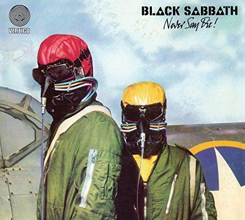 Black Sabbath: Never Say die! (Lp+CD,180g) [Vinyl LP] (Vinyl)