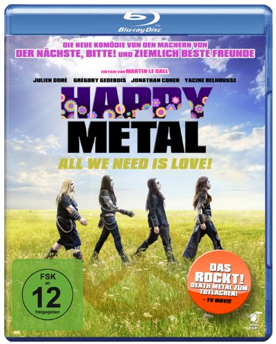 Happy Metal - All we need is