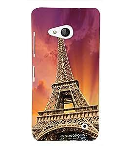 Paris Wonder 3D Hard Polycarbonate Designer Back Case Cover for Lumia Lumia 550 :: Microsoft Lumia 550