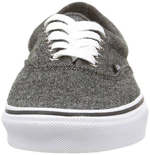 Vans Era, Unisex-Erwachsene Sneakers Grau (tweed/black/true White)