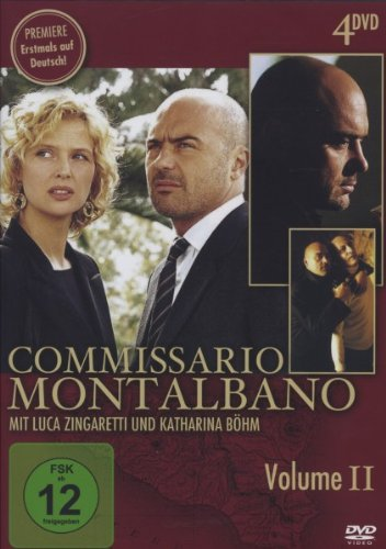Commissario Montalbano - Volume II [4 DVDs] -