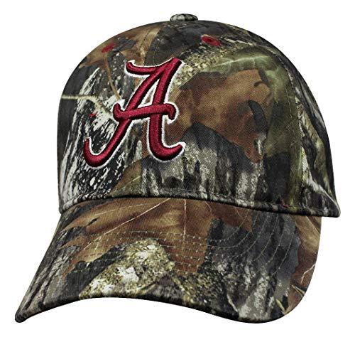Jacksons Designs Baseballmütze Mossy Oak Camo Alabama Crimson Tide Alabama Crimson Tide Camo