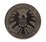 PJX Agents of Shield s.h.i.e.l.d. Shield Metal Badge Pin Breatpin Spilla