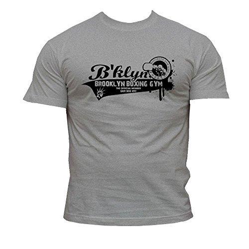Dirty Ray Boxen Brooklyn Boxing Gym Herren Kurzarm T-Shirt K47G (L)
