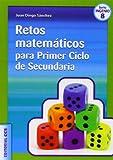 Retos matemáticos para Primer Ciclo de Secundaria (Ciudad de las Ciencias) - 9788490230596