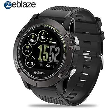 Festnight Zeblaze Vibe 3 HR Smartwatch IP67 Resistente al Agua ...