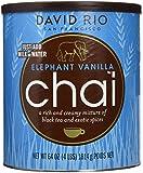 David Rio Food Service Elephant Vanilla Chai, 1er Pack (1 x 1.816 kg)