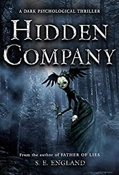 Book cover image for Hidden Company - A Dark Psychological Thriller