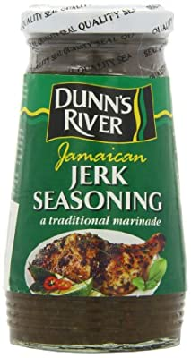 Dunns River Jamaican Jerk Seasoning 312 g (Pack of 6) from Enco