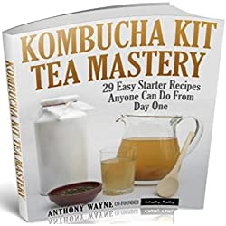 Kombucha Kit: Todo los ingredientes