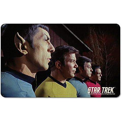 Star Trek––Tabla Kirk & Captain Spock–McCoy & Scotty–The Original Series