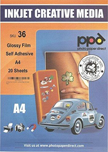 papel-auto-adhesivo-con-brillo-para-vinilos-a4-x20-hojas