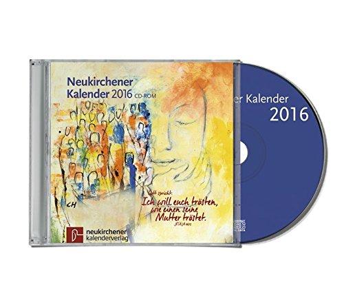 Neukirchener Kalender und momento 2015/2016, CD-ROMmit Bibeltext und Tageslied