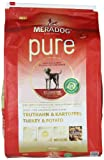Mera Dog Pure Truthahn&Kartoffel getreidefrei, 1er Pack (1 x 4 kg) - 4