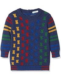 United Colors of Benetton Sweater L/S, Felpa Bimbo
