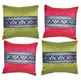 Best Throw Pillows - Durable Dopian silk Decorative Embroidery Square Throw Pillow Review