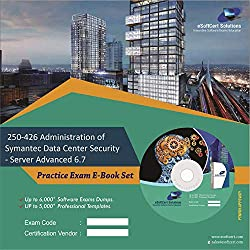 250-426 Administration of Symantec Data Center Security - Server Advanced 6.7 Exam Complete Video Learning Solution (DVD)