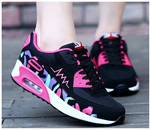 ... NEWZCERS Nuovo cuscino d'aria da jogging di guida sportiva ed elegante  camminare corsa scarpe