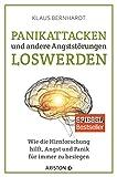 Produkt-Bild: Panikattacken und andere Angststörungen loswerden: Wie die Hirnforschung hilft, Angst und Panik für immer zu besiegen