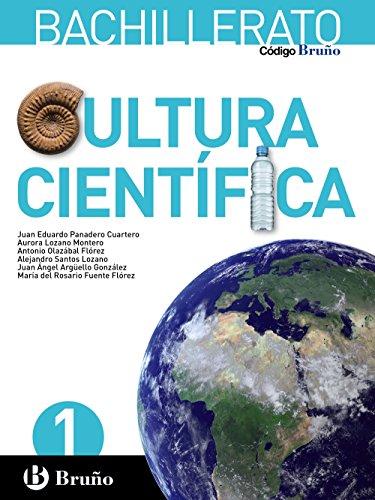 Código Bruño Cultura Científica 1 Bachillerato - 9788469609361