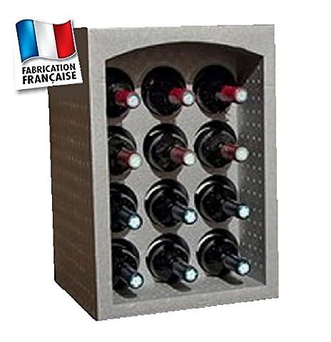 Casiers Modulable - Casier à bouteilles ,étagère ,support modulable 12