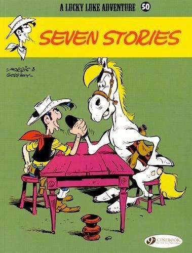Seven Stories (Lucky Luke) by R. Goscinny (2015-04-07)