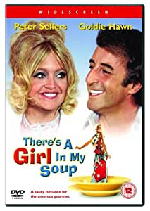 There's a Girl in My Soup [DVD] [1970] [2004]