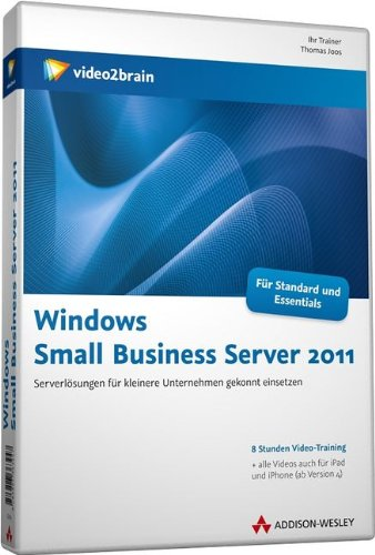 Windows Small Business Server 2011 - Video-Training