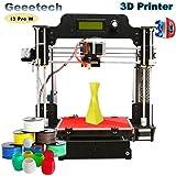 GEEETECH I3 Pro W Impresora 3D de alta precisión GT2560, gran tamaño de impresión,