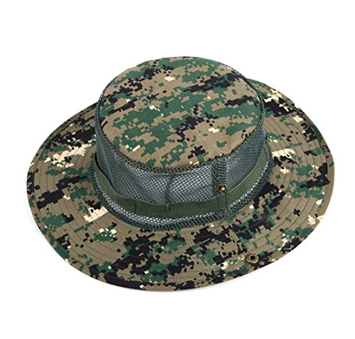 KRY - Bob - Homme camouflage Taille Unique Camouflage 4