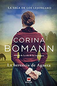 La herencia de Agneta par Corina Bomann