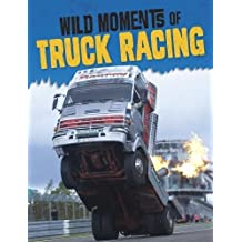 Wild Moments in Stock-Car Racing (Edge Books: Wild Moments of Motorsports)