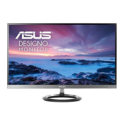 ASUS Design MZ27AQ LED Monitor Light Grey, 27-Inch