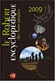Le Robert encyclopédique des noms propres - Dictionnaire illustré