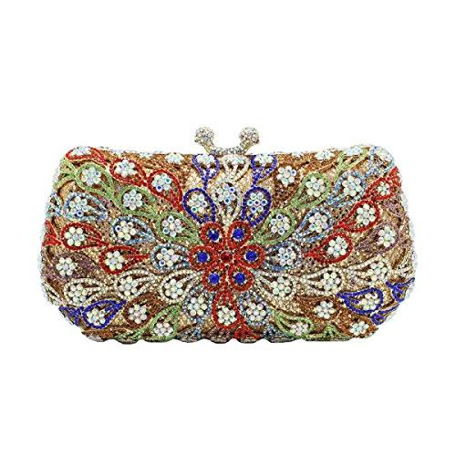 Abendtaschen Frauen E Diamanten Kristalltaschen Handtaschen X7qUZq5
