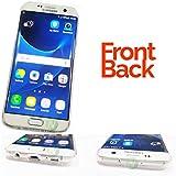 "Note 5 Kit Anverso Reverso Funda para Samsung Galaxy NOTE 5 5.7"" N920 wi-fi lte 4g 3g - N920CD dual sim cubierta de gel suave transparente ""TOTAL FLEX PROTECTION"" + pen capacitiva"