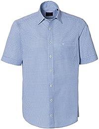 CASAMODA SPORTS Herren Freizeithemd auch große Größen 100% Baumwolle